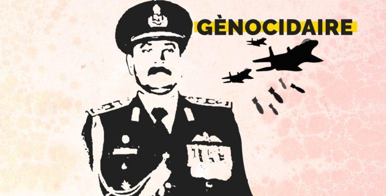 Il genocidario Sumangala Dias ambasciatore in Italia