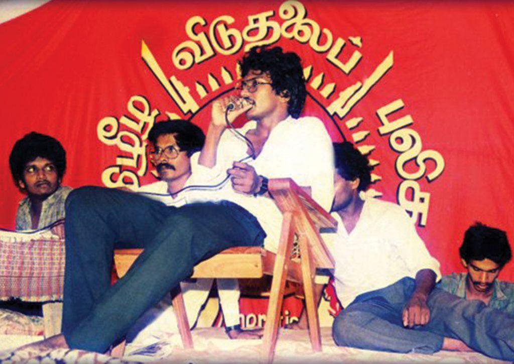 Rasaiah Thileepan, leader politico delle LTTE, morí nel Settembre del 1987 durante lo sciopero della fame e della sete per i diritti degli Eelam Tamil. È tutt'ora considerato un'icona di Resistenza da tutti i Tamil.